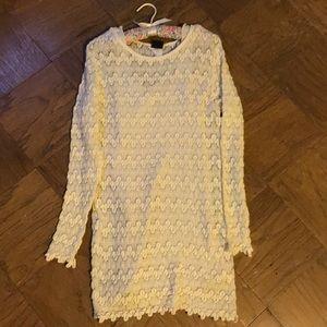 Vintage Judy Knapp Sweater Dress